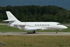 Private (Th1200) Tags: dassaultfalcon2000ex cn190 airone