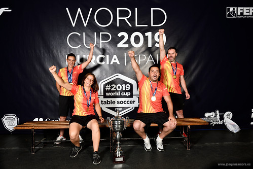 ITSF World Cup 109 Murcia 2019 PEQ