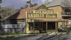 Photogenic old building, Carcoar NSW (Paul Leader - Paulie's Time Off Photography) Tags: australia newsouthwales oldbuilding carcoar building architecture streetphotography olympus nsw streetscape heritagebuilding heritagelisted paulleader olympusem1x