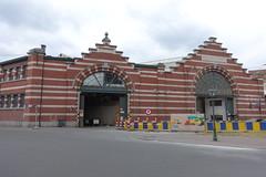 Tram depot, Avenue du Roi, Saint-Gilles (Tetramesh) Tags: tetramesh saintgilles sintgillis brusselscapitalregion brusselshoofdstedelijkgewest régiondebruxellescapitale belgium belgië belgien belgique