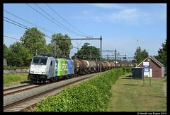 30-06-19 Boxtel | Lineas 186 295 (Harold Planes & Trains) Tags: lineas railpool br186 traxx