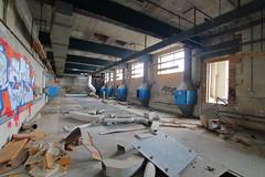 Image Data 32 (Landie_Man) Tags: ici image data ijmagedata disused abandoned derelict industry industrial closed plastics imagedata