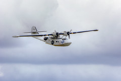 Consolidated PBY Catalina (marktandy) Tags: consolidated pby catalina seaplane duxford flyinglegends gpbya 1943 wwii usaaf rcaf july 2019