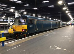 92014 Euston, 18th July 2019 (ST33017) Tags: 390117 92014