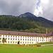 Kloster Ettal (39) - Innenhof