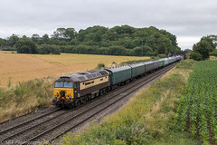 57305 at Spetchley [5Q32] 19.07.2019 (Wolfie2man) Tags: 5q32 57305 47813 railoperationsgroup rog class47 class57 directrailservices drs northernbelle spetchley spetchleyloop worcestershirerailways canonphotography sigma35mmf14art ukrailways trains transpennineexpress tpe duff bodysnatcher spoon sulzer