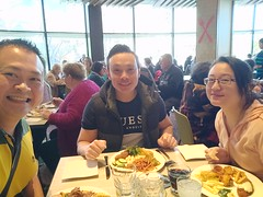 Alpha, JP, Ee Leng - Kitchen Workshop, Crown Casino Melbourne (avlxyz) Tags: buffet allyoucaneat casino