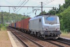 BB 27127M (Regio2n SNCF Pictures) Tags: trains sncf saintfons bb27000 bb27127 bb27127m akiem