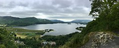 Surprise View, Derwentwater (nickcoates74) Tags: panorama ashness ashnesswoods surpriseview 6s iphone lakedistrict cumbria derwentwater