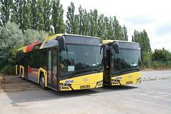 OTW 5691 / OTW 5689 (Public Transport) Tags: otw luik liége liège bus buses bussen belgique busen bussi busz transportencommun tec trasportopubblico tecliègeverviers solarisurbino12 solaris