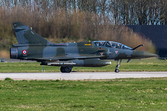French Air Force Mirage 2000D 677 (Gideon van Dijk) Tags: ehlw lwd leeuwarden leeuwardenairbase vliegbasis vliegbasisleeuwarden aviation aircraft airport airplane vliegtuig vliegveld plane planespotting planes luchthaven luchtvaart klu koninlijke koninklijke luchtmacht koninklijkeluchtmacht rnlaf royalnetherlandsairforce royal netherlands air force fighter jet