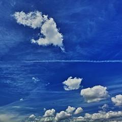 20190515_DP0Q8935-1x1-mod (NAMARA EXPRESS) Tags: 1x1 landscape sky cloud nature blue spring daytime fine outdoor color foveonclassicblue toyonaka osaka japan spp spp661 foveon x3 sigma dp0 quattro wide ultrawide superwide namaraexp