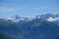 Le Brévent @ Hike to Chalets de Varan (*_*) Tags: 2019 ete summer june afternoon hiking nature mountain montagne randonnee trail sentier walk marche europe france hautesavoie 74 passy savoie faucigny