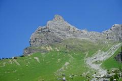 Aiguille de Varan @ Hike to Chalets de Varan (*_*) Tags: 2019 ete summer june afternoon hiking mountain montagne nature randonnee trail sentier walk marche europe france hautesavoie 74 passy savoie faucigny