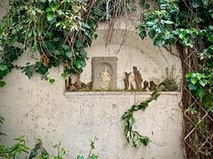 Niche (kimbar/Thanks for 4.5 million views!) Tags: regensburg germany wall niche