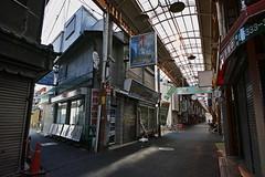 20190519_DP0Q9004-mod (NAMARA EXPRESS) Tags: 3x2 street shoppingstreet arcade shop spring morning fine outdoor color toyonaka osaka japan spp spp661 foveon x3 sigma dp0 quattro wide ultrawide superwide namaraexp