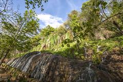 Monasterio de Piedra waterfall (elinay76) Tags: monasteriodepiedra parquenaturaldelmonasteriodepiedra nationalpark spain aragon nuevalos nature waterfall