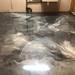 Metallic Marble Epoxy Basement- Sure Seal Concrete Protection- Wapakoneta, OH