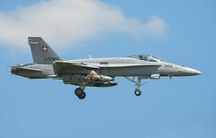 McDonnell Douglas F-18C Hornet (Boushh_TFA) Tags: mcdonnell douglas f18c hornet f18 j5005 005 swiss air force nato tiger meet 2018 31st base krzesiny poznan poland epks nikon d600 nikkor 300mm f28 vrii