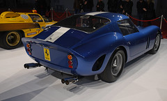 Ferrari 250 GTO Scaglietti Berlinetta s/n 3387GT (1962) (baffalie) Tags: auto voiture ancienne vintage classic old car coche retro expo italia sport automobile racing motor show collection club course race circuit italie milan fiera rho