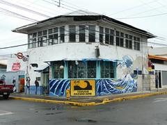 Costa Rica - Tsunami Public Art (Stabbur's Master) Tags: cruising cruise carnivalcruiseline centralamerica costarica limon publicart outdoorart costaricapublicart limonpublicart tsunamipublicart