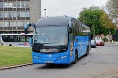 Stagecoach Cambus Volvo B12RT Plaxton Elite 54304 YX64WCG in Bedford (Mark Bowerbank) Tags: stagecoach cambus volvo b12rt plaxton elite 54304 yx64wcg bedford