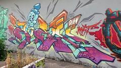 Aien / Charleroi - 12 jul 2019 (Ferdinand 'Ferre' Feys) Tags: charleroi belgium belgique belgië streetart artdelarue graffitiart graffiti graff urbanart urbanarte arteurbano ferdinandfeys