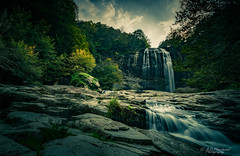 Fall (Through_Urizen) Tags: category mustafakemalpasa places suuctuwaterfall turkey waterfall sigma1020mm canon70d canon outdoor rocks water waterfalls cascade tourists nature natural trees forest woodland river creek gorge autumn fall clouds sky