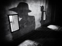 Gas Chamber, Dachau Concentration Camp (Feldore) Tags: bavaria gas chamber concentration camp dachau shadows sinister nazi german germany feldore mchugh em1 shower zyklon evil war