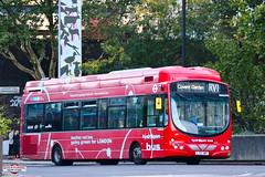 Tower Transit London Wright VDL SB200 Hydrogen LJ13JWP (Bus Roundel Hong Kong) Tags: towertransit london wright hydrogen bus vdl sb200 lj13jwp