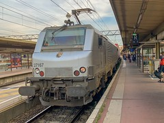BB 27167 (Regio2n SNCF Pictures) Tags: sncf lyonpartdieu bb27167 bb27000
