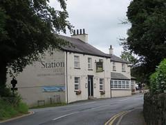 Station Inn, Oxenholme (deltrems) Tags: stationinn oxenholme cumbria station pub bar inn tavern hotel hostelry house restaurant