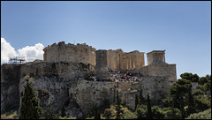 _SG_2019_05_0726_IMG_0990 (_SG_) Tags: hellas greece greek troundtrip holiday ancient temple archeologic buidling history architecture archeological theater historic mainland acropolis athens citadel unesco world heritage side building parthenon