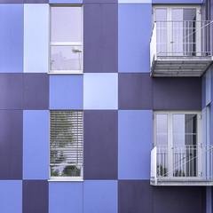 La Maison Lustucru (philippe baumgart) Tags: benfeld alsace elsass street urbain urban minimalism minimal architecture
