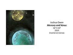 """Mercury and Venus • <a style=""""font-size:0.8em;"""" href=""""http://www.flickr.com/photos/124378531@N04/48323864227/"""" target=""""_blank"""">View on Flickr</a>"""