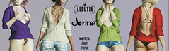 [Aleutia] Jenna ([Aleutia]   Designer) Tags: secondlife fameshedx newrelease originalmesh wip event aleutia