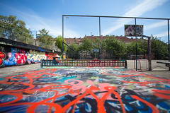 Oslo (morten f) Tags: oslo norge norway city by 2019 summer sommer graffiti street art colors farge gate kunst gatekunst table tennis bord bordtennis torshov