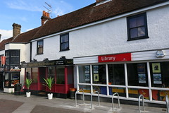 Photo of Old Harlow Library