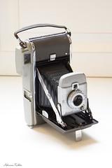 af1907_7288 polaroid (Adriana Füchter ... thank you for 12 Million View) Tags: camera fotografica polaroidmoldel80 highlander