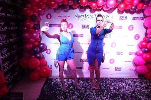 Netstar Awards 2019 - Red Carpet Micaela Schäfer Fan Club