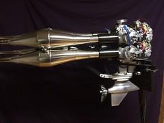 VRP 700cc outboard racing engine (teamheronsuzuki) Tags: vrp 700cc outboard racing engine carloverona carlo verona