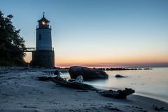Taksensand lighthouse (Thomsen07) Tags: taksensand lighthouse als night natur nature sea sony sonyrx sonyrx100 sonyrx100m5