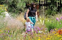 2019-07-17 Visitors in Botanic Garden (beranekp) Tags: czech teplice teplitz botanik botanic garden garten people
