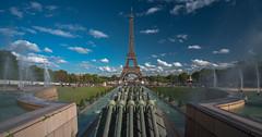 La tour Eiffel depuis l'esplanade du Trocadéro Paris (valecomte20) Tags: latoureiffeldepuislesplanadedutrocadéro paris nikon tour eiffel ciel d5500