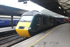 43004 (matty10120) Tags: train railway rail transport travel class great western 43 125 hst high speed intercity london paddington