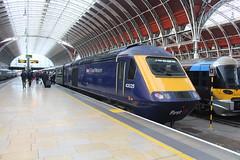 43025 (matty10120) Tags: train railway rail transport travel class great western 43 125 hst high speed intercity london paddington
