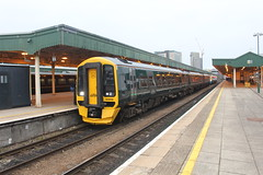 158958 (matty10120) Tags: train railway rail transport travel class great western cardiff central 158