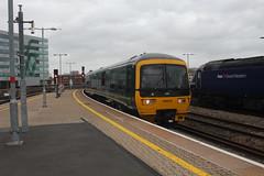 166216 (matty10120) Tags: train railway rail transport travel class great western 166 bristol temple meads