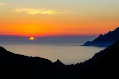 Corse (Yann OG) Tags: france french français corse corsica porto golfedeporto calanches calanques sunset coucherdesoleil sun soleil landscape paysage