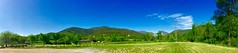 """""""Valle verde de Oix"""" (atempviatja) Tags: cielo verde pradera arboles campo color naturaleza montaña cataluña valle oix gerona"""